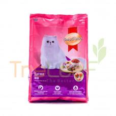 SMARTHEART DRY CAT FOOD-SEAFOOD 1.4KG