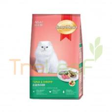 SMARTHEART CAT FOOD TUNA&SHRIMP 7KG