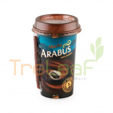 ARABUS R&G RTD COFFEE MOCHA 200ML