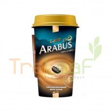ARABUS R&G RTD COFFEE LATTE 200ML