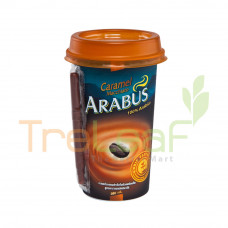 ARABUS R&G RTD COFFEE CARAMEL MACCHIATO 200ML