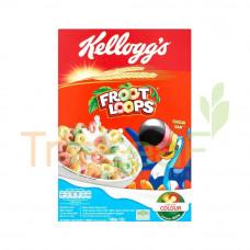 KELLOGG'S FROOT LOOPS 160GM