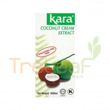 KARA COCONUT CREAM EXTRACT 1L