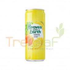 HEAVEN&EARTH ICE LEMON TEA 300ML