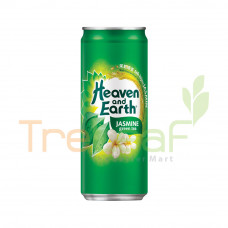 HEAVEN&EARTH JASMINE GREEN TEA 300ML