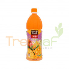 MINUTE MAID PULPY TROPICAL MIXED FRUIT DRINK 1L