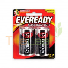 EVEREADY SHD D SIZE BTY 1250BP2P (1X15) NEW