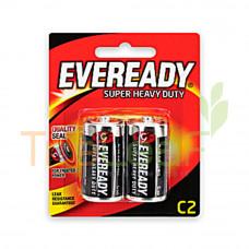 EVEREADY BAT. SUPER HEAVY DUTY C 1235BP 2'S