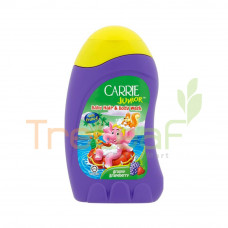 CARRIE JUNIOR BABY HAIR&BODY WASH GROOVY GRAPEBERRY (280ML)