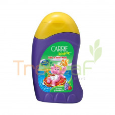 CARRIE JUNIOR BABY HAIR&BODY WASH GROOVY GRAPEBERRY 90ML