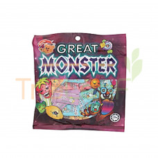BEARDY GREAT MONSTER CANDY 100GM