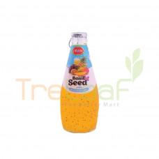 PRAN BASIL SEED DRINK FRUITCOCKTAIL 290ML