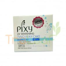 PIXY UV WHITENING 2WAY CAKE TROPICAL BEIGE REFILL (12.2GM)