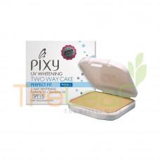 PIXY UV WHITENING 2WAY CAKE NATURAL WHITE REFILL (12.2GM)