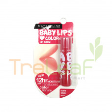 MAYBELLINE LIP SMOOTH BALM CRANBERRY