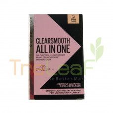 MAYBELLINE CLEAR SMOOTH ALL IN ONE TWC REF - NATURAL