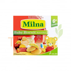 MILNA BABY RUSK MIX FRUIT 130GM