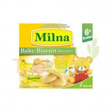 MILNA BABY RUSK BANANA 130GM
