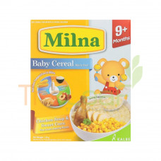 MILNA CEREAL CHICKEN SOUP (9+) 120GM