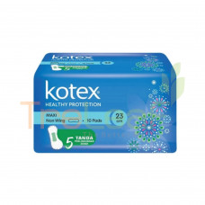 KOTEX MAXI 23CM NWG 10'S