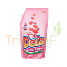 DAIA SOFTENER POUCH FLORAL 900ML