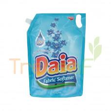 DAIA SOFTENER POUCH BLUE 1.8L