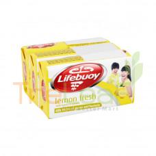 LIFEBUOY BAR SOAP LEMON FRESH 80GM