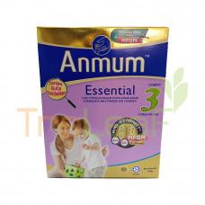 ANMUM ESS 3+ PLAIN 550GM