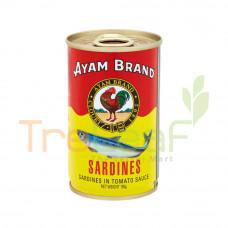 AYAM BRAND SARDINES 155GM