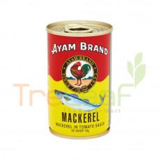 AYAM BRAND MACKEREL 155GM
