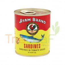 AYAM BRAND SARDINES 230GM