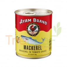 AYAM BRAND MACKEREL 230GM