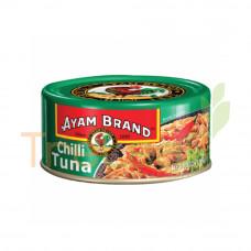 AYAM BRAND CHILLI TUNA 160GM
