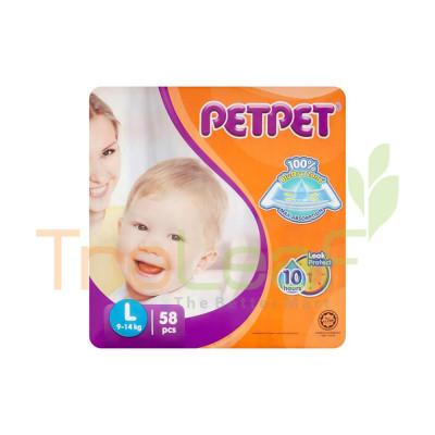 PETPET MEGA PACK LARGE (EVO)