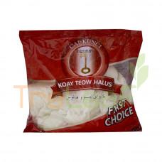 FRESH KUEY TEOW MERAH HALUS CAP KUNCI (+/-450GM)