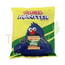 MAMEE MONSTER NOODLE SNACK CHICKEN (25GMX8'S)