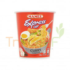 MAMEE EKPRESS CUP CURRY 60GM