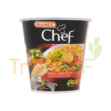 MAMEE CHEF CURRY LAKSA CUP 72GM
