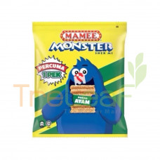 MAMEE MONSTER NOODLE SNACK AYAM (25GX9'S)