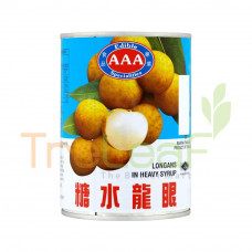 AAA LONGANS IN LIGHT SYRUP 565GM