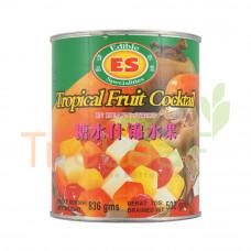 ES TROPICAL FRUIT COCKTAIL 836GM