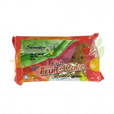 SAMUDRA RICH FRUIT CAKE (+/-400GM)