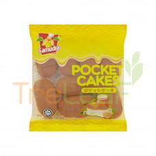 SAMUDRA POCKET CAKES (+/-144GM)