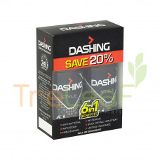DASHING FOR MEN ROLL ON DEODORANT STYLE T/PACK 50ML