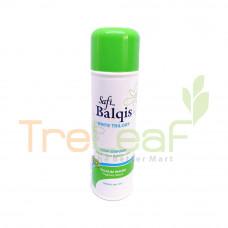 SAFI BALQIS OXYWHITE TALC-HIJAU 90GM