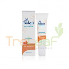 SAFI BALQIS WHITE TRILOGY ANTI-ACNE CREAM 15GM