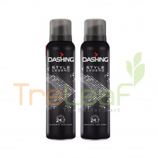 DASHING FOR MEN ROLL ON DEODORANT STYLE TWINPACK 125ML