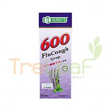 HURIX'S 600 FLUCOUGH SYRUP (60ML)