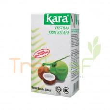 KARA COCONUT CREAM EXTRACT (500MLX18)