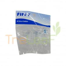 FIFFY  RUBBER NIPPLE S 3'S